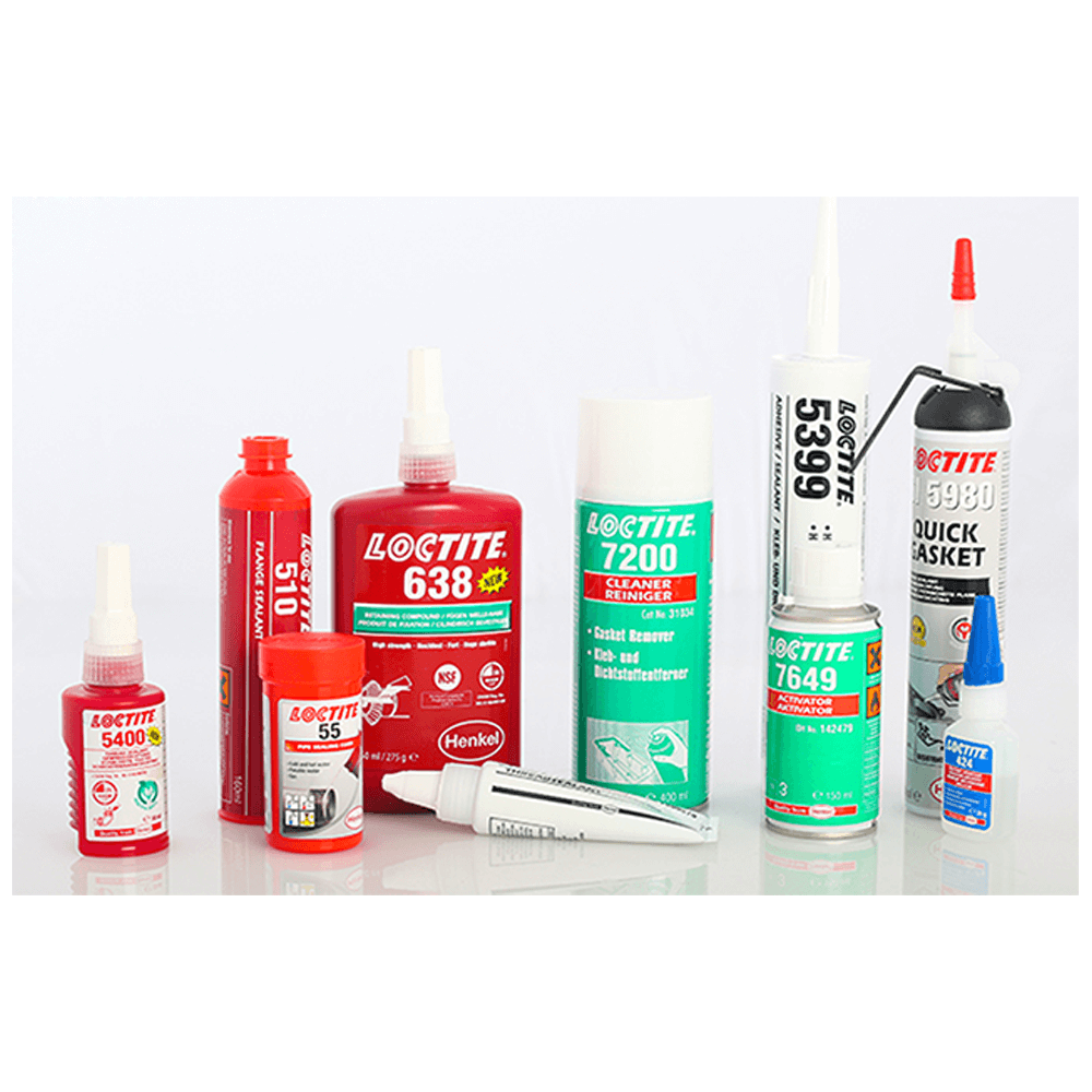 Adhesives & Abrasives