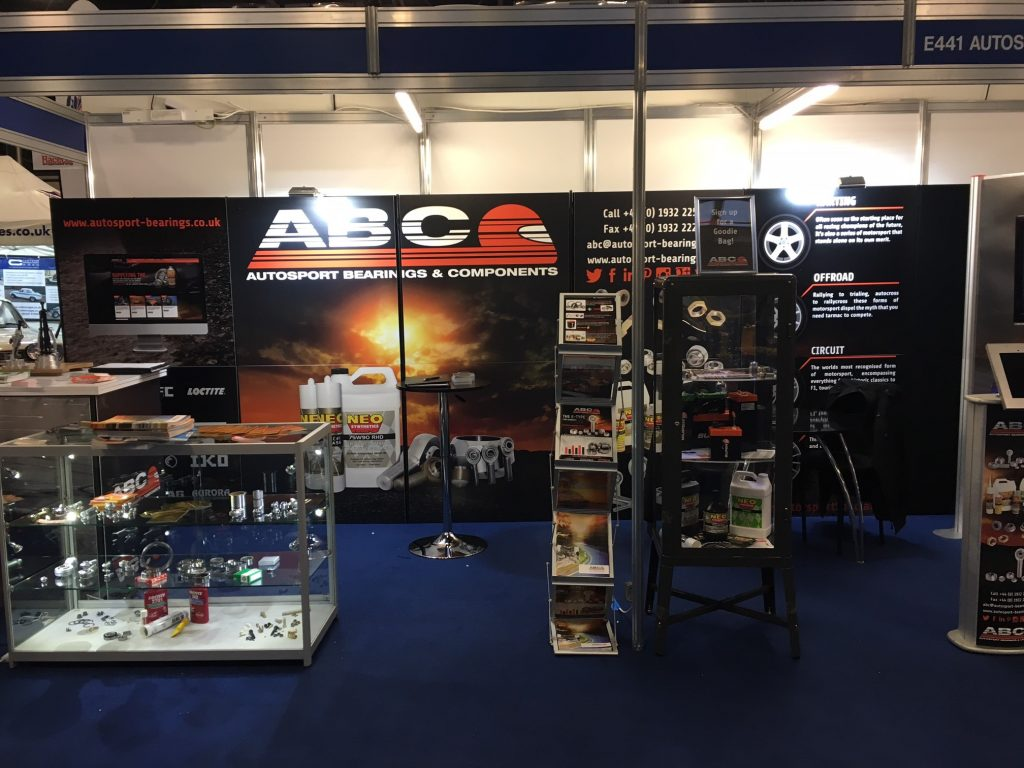 ABC @Autosport International Show